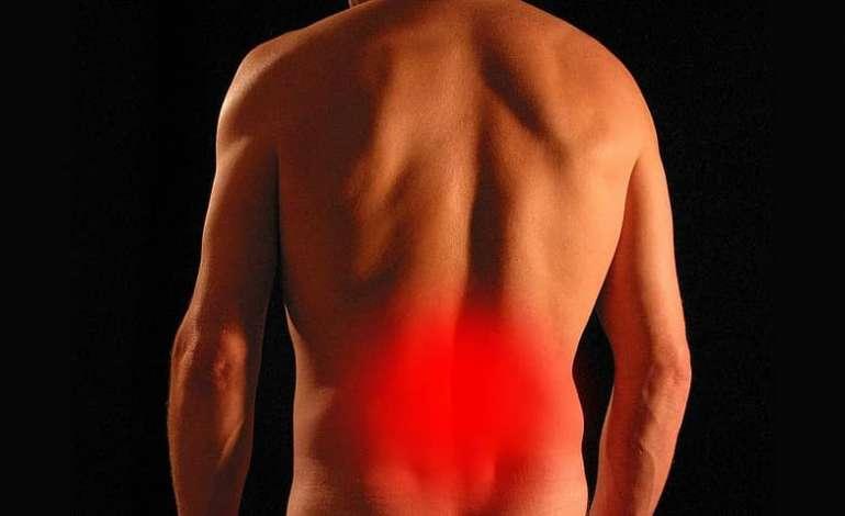 Uzroci boli u leđima