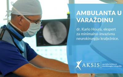dr. Karlo Houra u Varaždinu